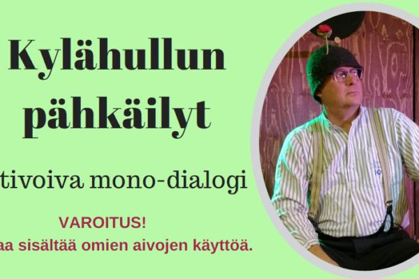 Kyläkahvit Sysmässä Nikkaroisten Nuorisoseurantalolla 20.9.2018