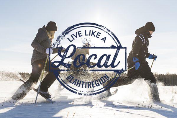 """LIVE LIKE A LOCAL – Kyläkahvit  """"Kyläelämyksiä matkailijoille"""" 2.12. klo 18.00"""
